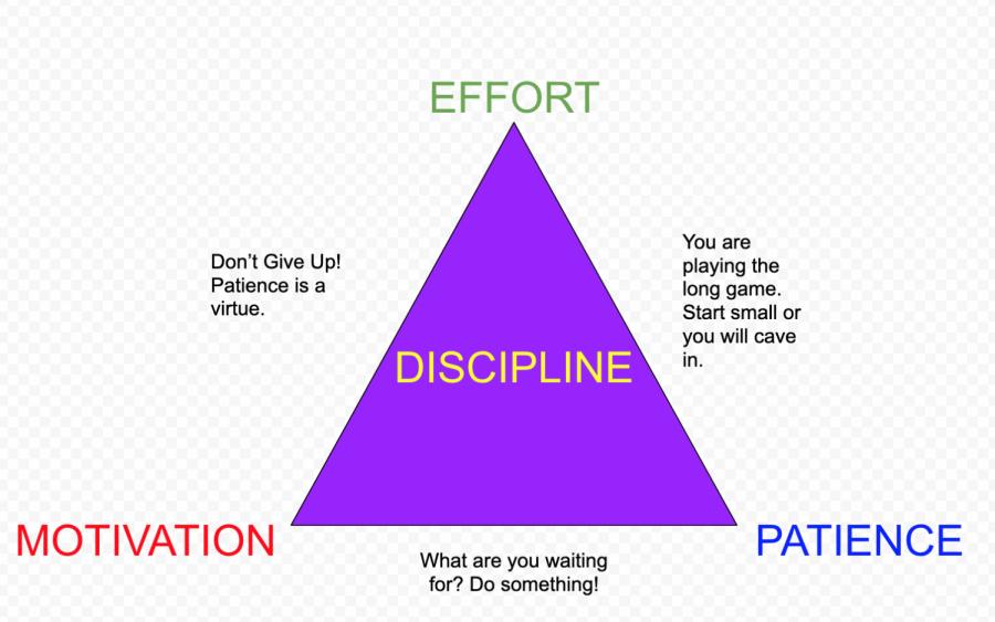 How To Earn Discipline - Online School Troubles